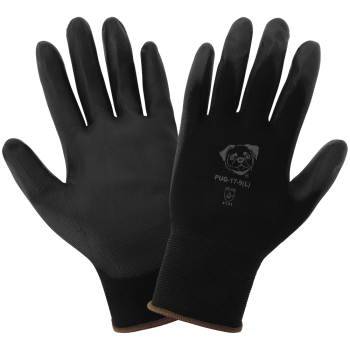 Lightweight Seamless General Purpose PU Dipped Gloves [PUG-17]