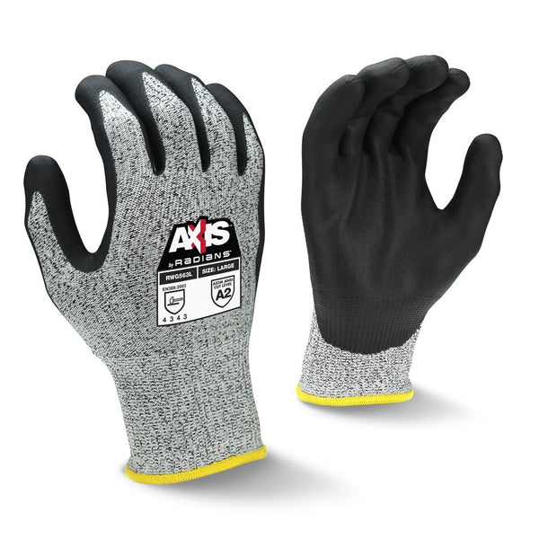 AXIS™ Cut Protection Level A2 Foam Nitrile Coated Glove [RWG563]