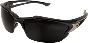 Edge® Safety Glasses Khor Series Smoke Lens [SDK116]