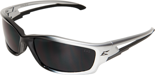 Edge® Safety Glasses Kazbek Series Smoke Lens [SK116]
