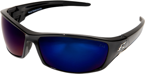 Edge® Safety Glasses Reclus Series Blue Mirror Lens [SR118]