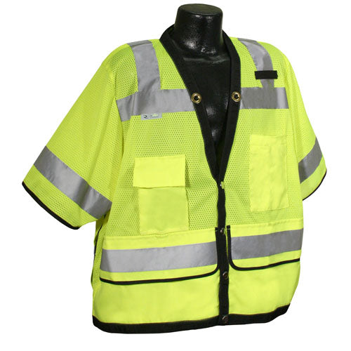 Radians® Type R Class 3 Heavy Duty Surveyor Vest [SV59-3ZGD]
