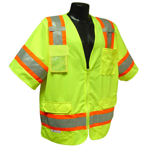 Radians® Two Tone Surveyor Type R Class 3 Safety Vest [SV63G]