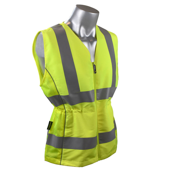 Radians® Type R Class 2 Contoured Ladies Safety Vest [SVL1-2ZGD]