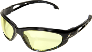 Edge® Safety Glasses Dakura Series Yellow Lens [SW112]