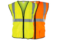 SAS Safety Corp® Class 2 Surveyor's Vest