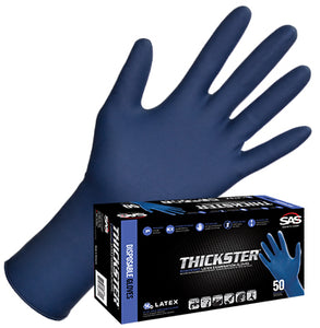SAS Safety Corp® Thickster™ Latex Gloves