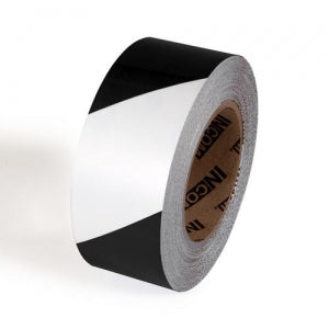 "TuffMark® Black/White Flooring Tape 3""x 100'- [TM1203BW]"