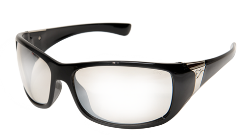 Edge® Safety Glasses Civetta Series Clear Lens [YC111]