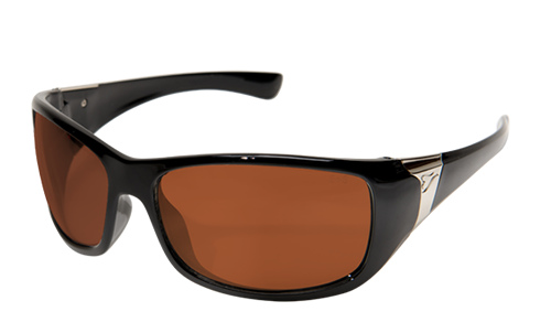 Edge® Safety Glasses Civetta Series Copper Lens [YC115]