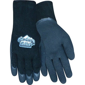 Red Steer Glove® Chilly Grip® Foam Latex [A314]