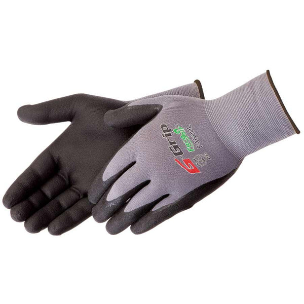 G-Grip Nitrile Micro-Foam Palm Coated Gloves [F4600]
