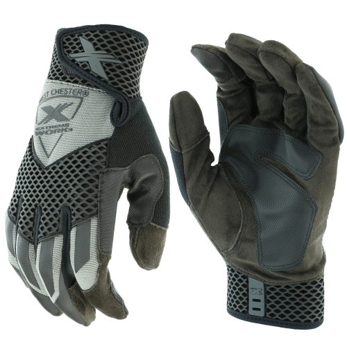 West Chester Knuckle KnoX, Touchscreen Gloves [89303GY]