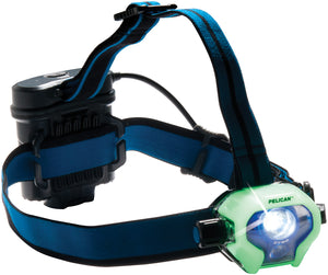 Pelican Headlamp Green