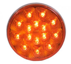 "Maxxima® 4"" Round Amber Park/Front & Rear Turn Light [M42322Y]"
