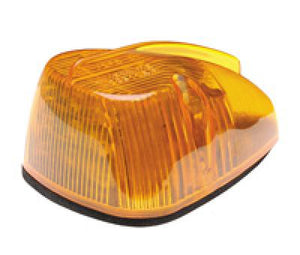 Maxxima® Marker Lights Bus/Cab Triangle Amber Combination Marker [M20311Y]