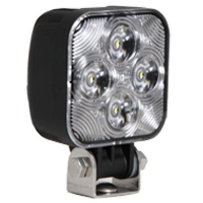 Maxxima® Mini Square 1000 Lumen LED Work Light Dual 12/24VDC [MWL-20]