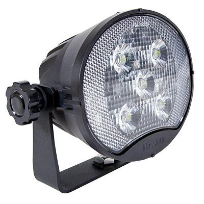 Maxxima® Oval 5 LED Work Light - 3,600 LUMEN 12/24VDC [MWL-25SP]