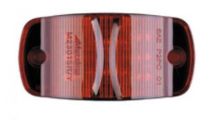 "Maxxima® 4"" Combination Clearance Marker - 14 LED'S"