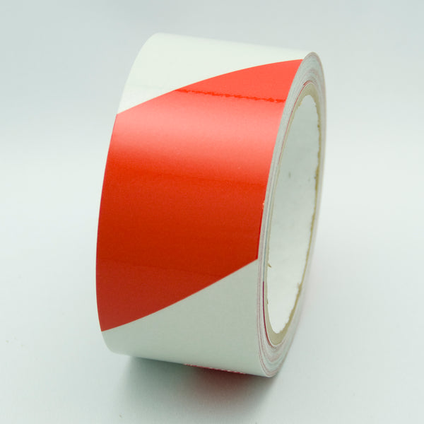 "Engineer Grade Red/White Engineer Reflective Tape 2""x 30' [RST107]"