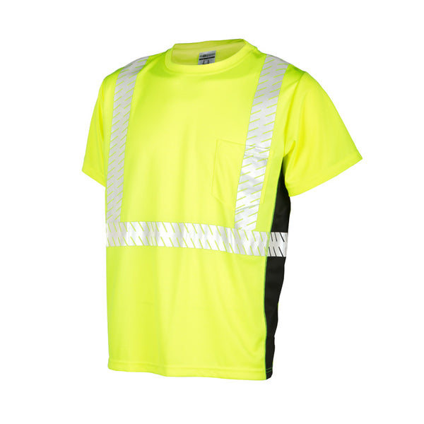 M.L. Kishigo T-Shirt Lime [9114-LY]
