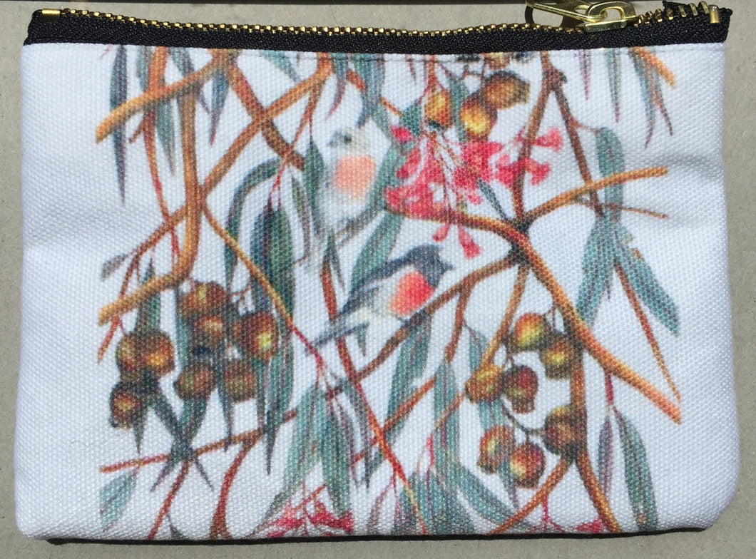 Pencil Case/Pouch: Scarlet Robins