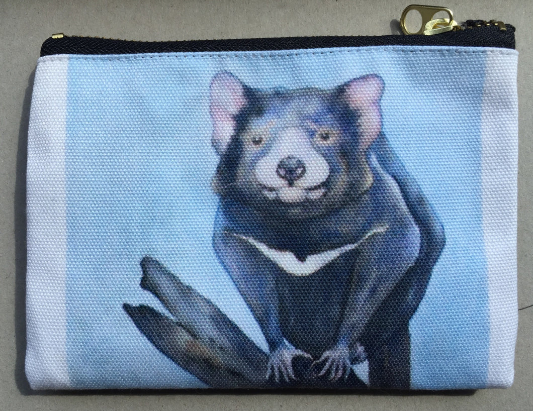 Pencil Case/Pouch:  What The Devil!