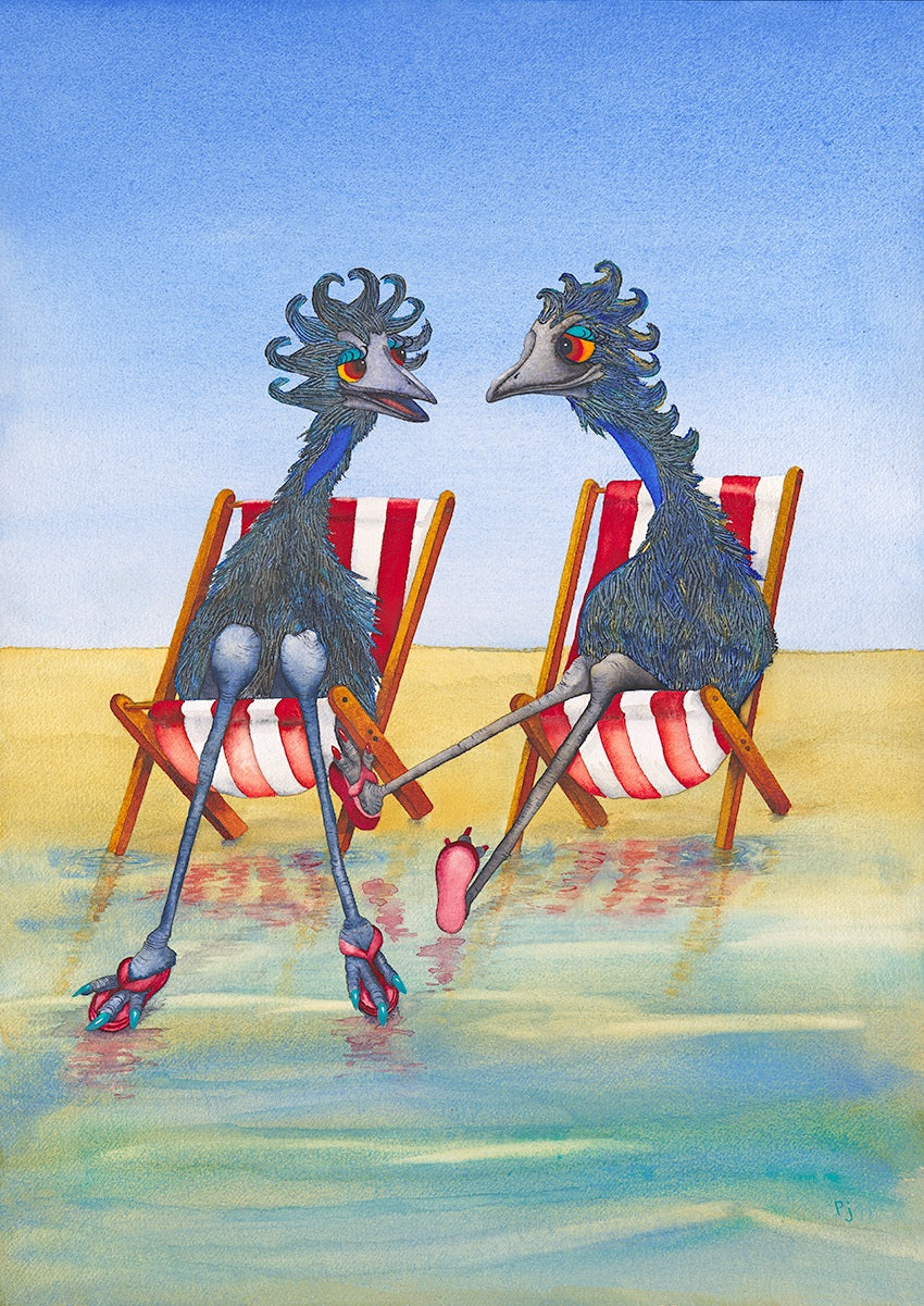 Beachside Chatter