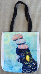 Tote Bag: The Bun