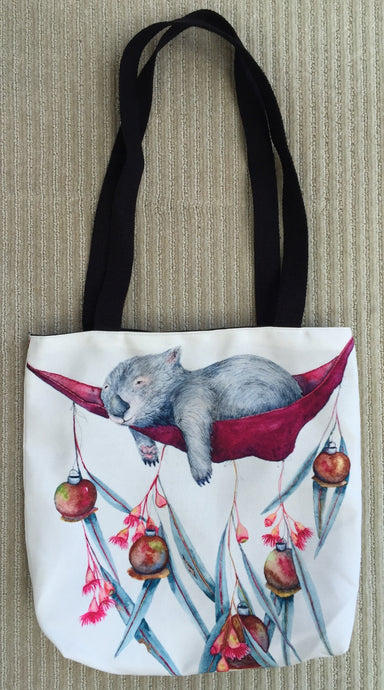Tote Bag: Lazy Days