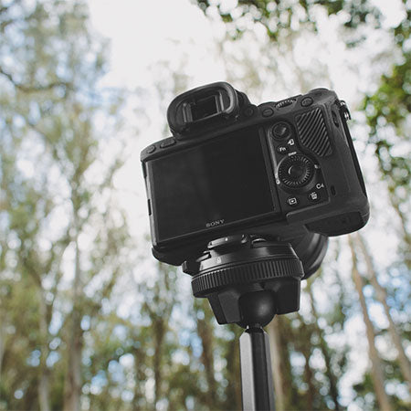 Peak Design Travel Tripod Stiff and Steady