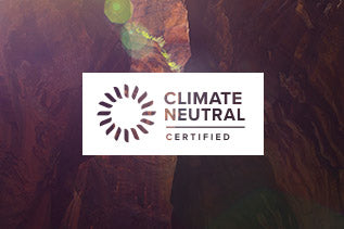 We're Climate Neutral!