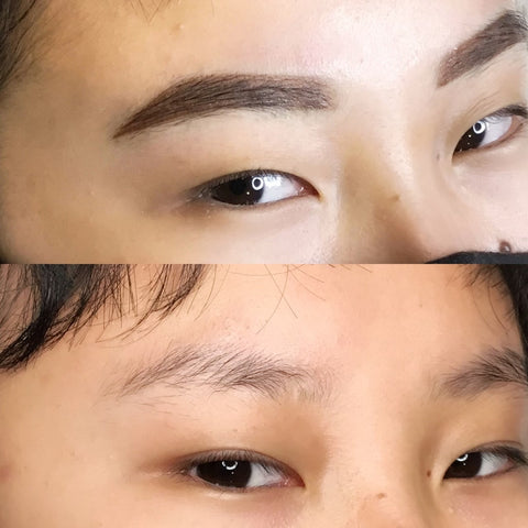 combonation brows
