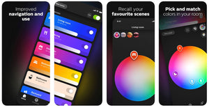 Have you got the latest Philips HUE APP 3.13?