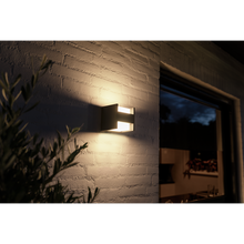 Load image into Gallery viewer, Philips Hue Fuzo Outdoor Wall Light