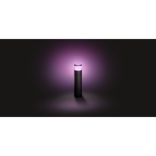 philips hue calla extension bollard kit - lit up