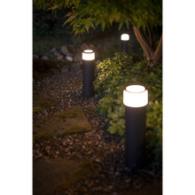 Load image into Gallery viewer, Philips Hue Pedestal Light Calla outdoor white