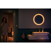 Load image into Gallery viewer, Philips Hue Adore Bathroom Mirror Light - White night