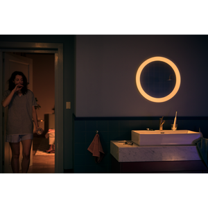 Philips Hue Adore Bathroom Mirror Light - White night