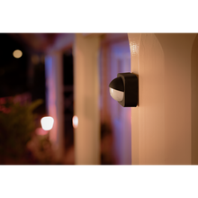 Load image into Gallery viewer, Philips Hue outdoor sensor on wall