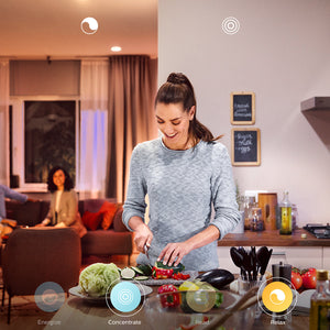 Philips Hue GU10 Globe - White and Color Bluetooth