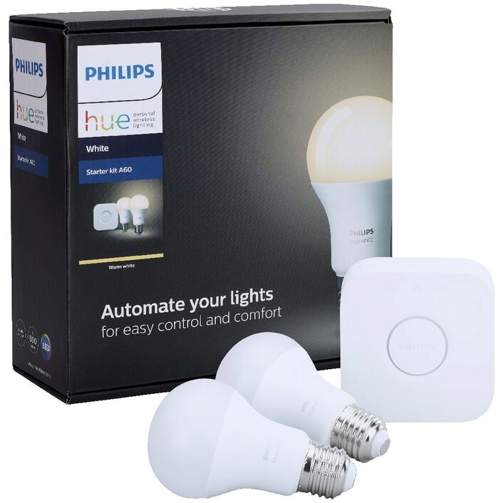 Philips Hue White Starter Kit - E27 Screw