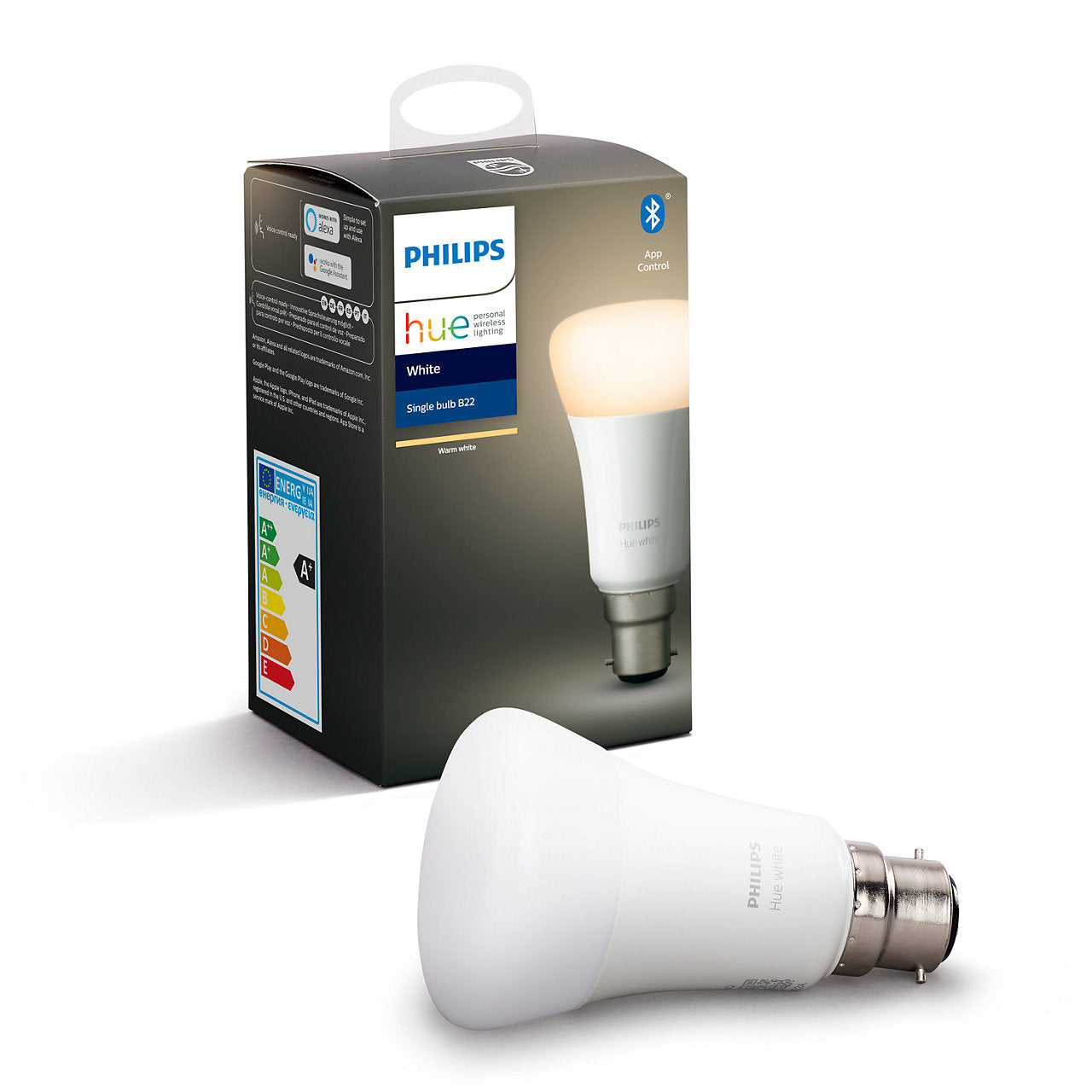 Philips Hue White Bluetooth B22