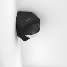 Philips Hue outdoor sensor corner mounted