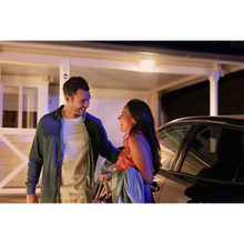 Load image into Gallery viewer, Philips Hue outdoor sensor in driveway