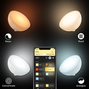 Philips hue Go version 2 colours