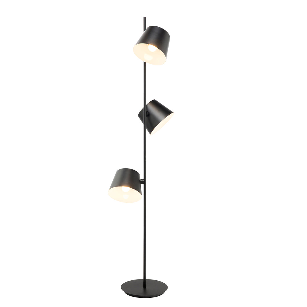 Hemingway 3 Light Floor Lamp
