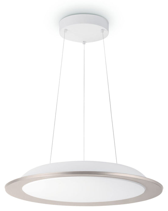 Philips hue muscari pendant with dimmer