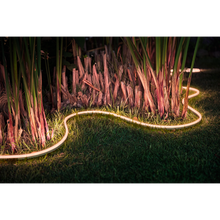 Load image into Gallery viewer, Philips Hue Outdoor Lightstrip outdoor in palms on grass