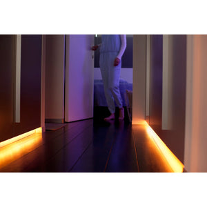 Philips Hue LightStrip Yellow Hall Entension
